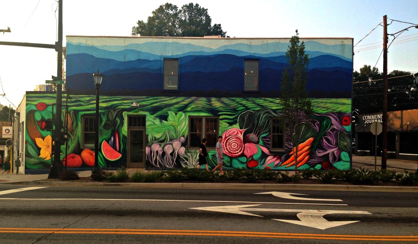 Villive westend mural edited